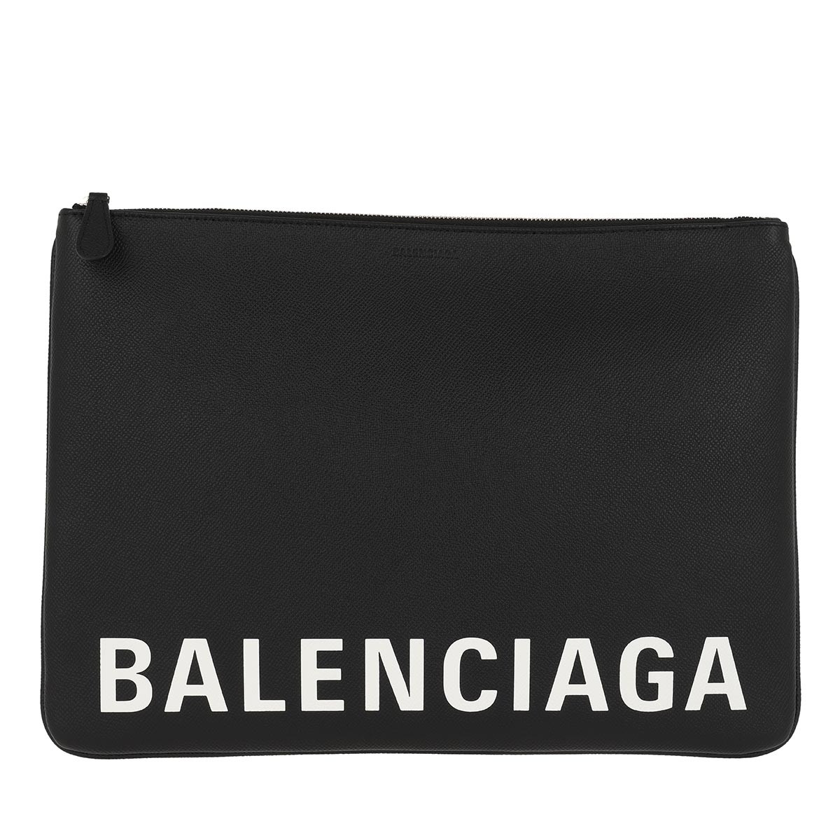 Balenciaga Clutch - Ville Clutch Bag Black/White - in schwarz - für Damen