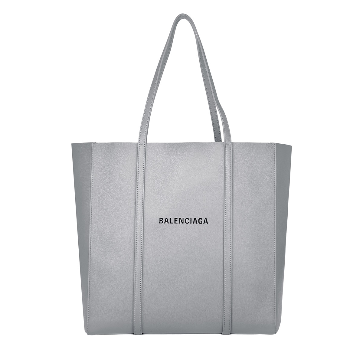 Balenciaga Tote - Everyday Tote S Leather Grey/Black - in grau - für Damen