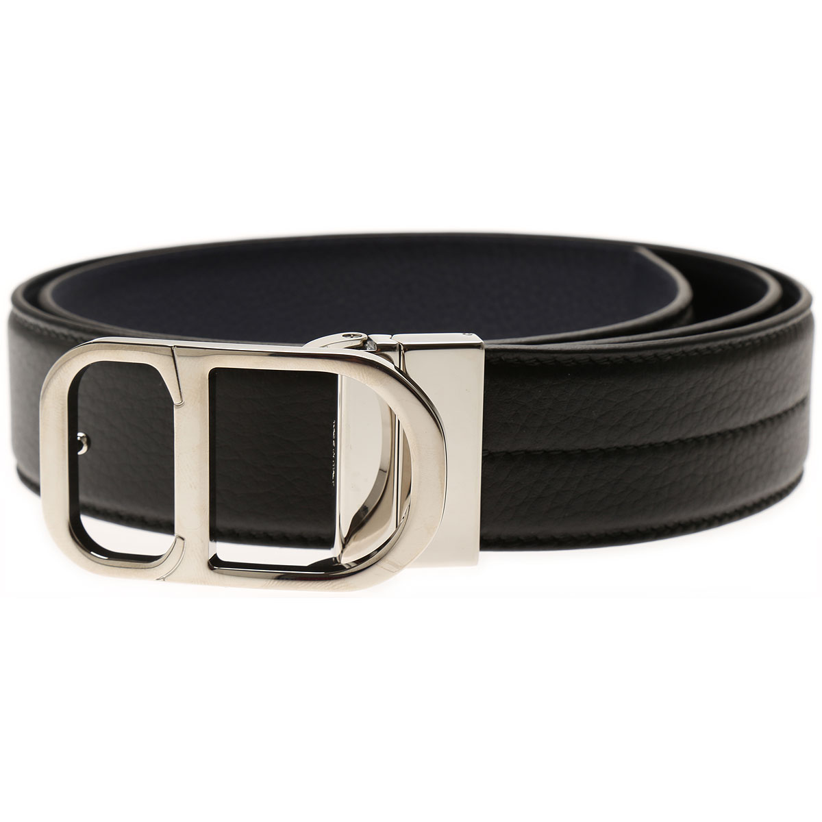 Christian Dior Mens Belts On Sale, Black, Leather, 2017, 34 38