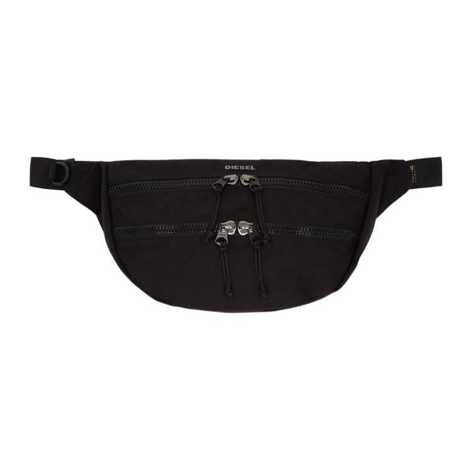 Diesel Black F-Urbhanity Belt Bag