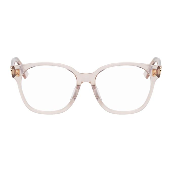 Dior Beige DiorCD1f Glasses