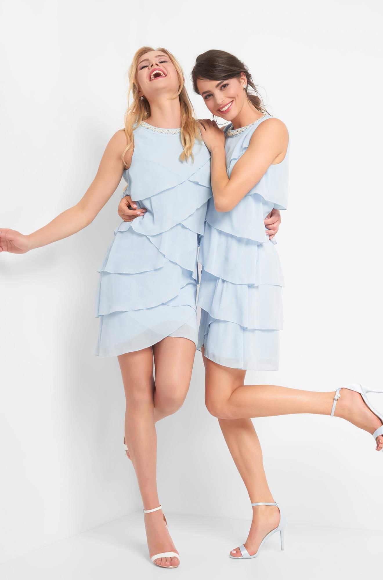 Festliches Kleid in A-Linie