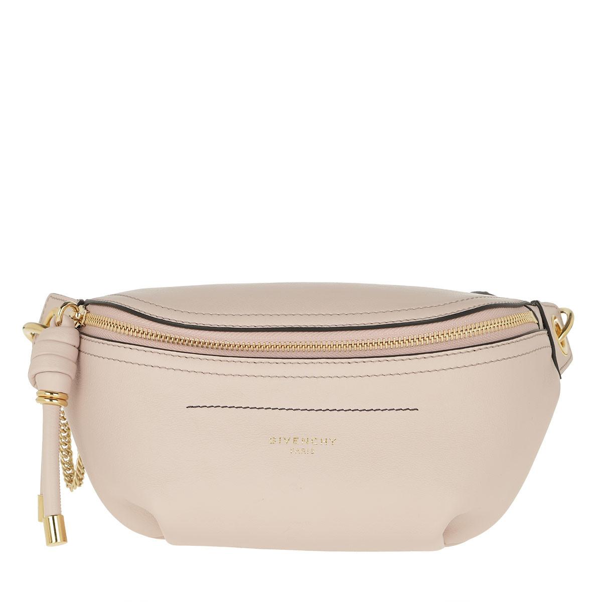 Givenchy Gürteltasche - Small Whip Bum Bag Leather Pale Pink - in rosa - für Damen