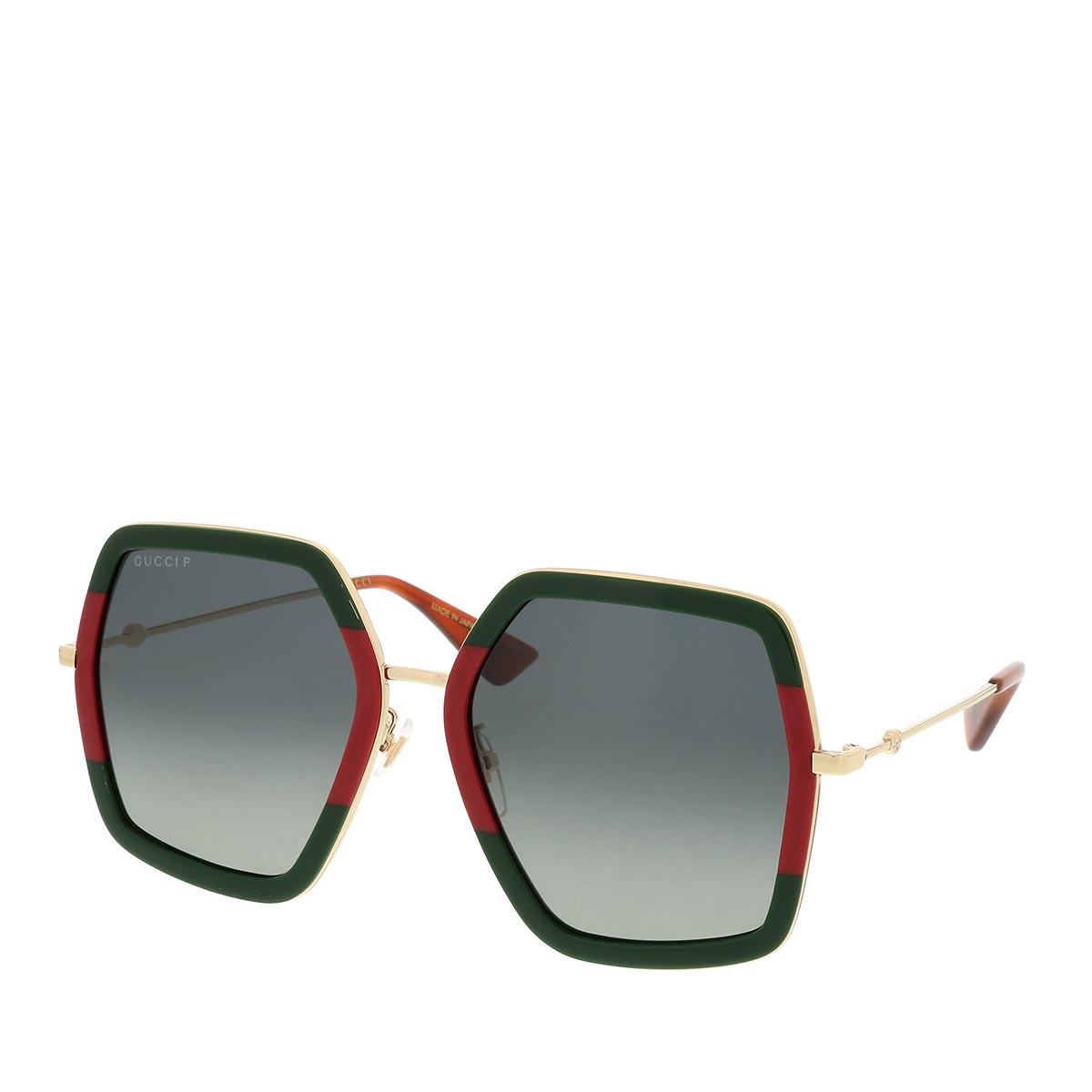 Gucci Sonnenbrille - GG0106S 56 008 - in gold - für Damen