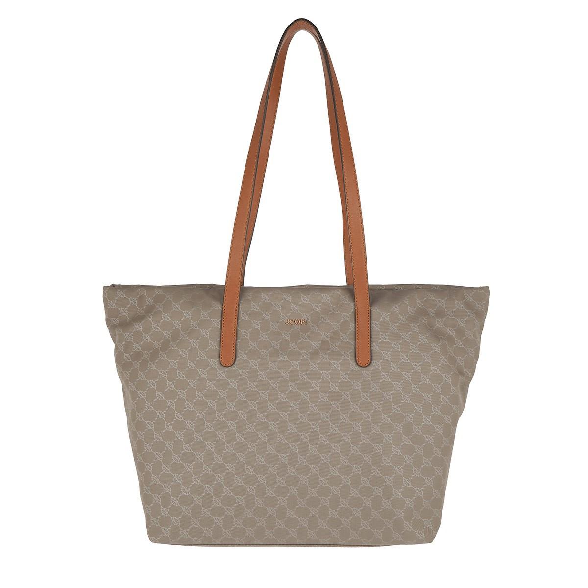 JOOP! Shopper - Nylon Cornflower Helena Shopper Beige - in grau - für Damen