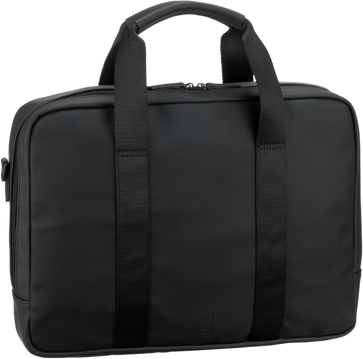Jost Aktentasche Helsinki II 4977 Business Bag Schwarz