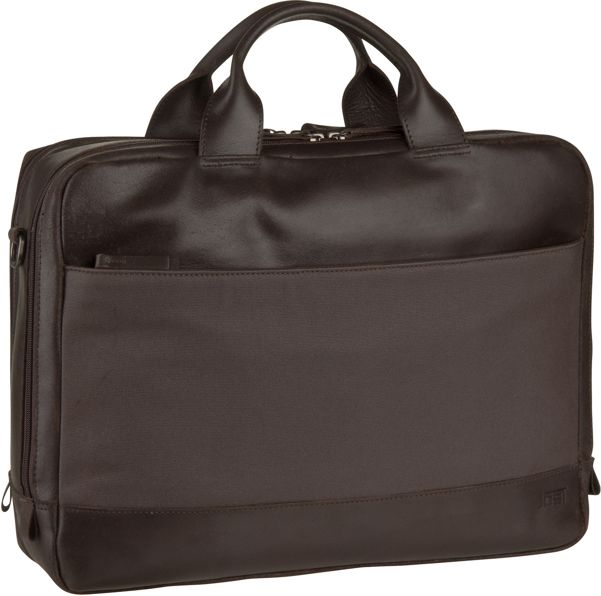 Jost Notebooktasche / Tablet Varberg 7177 Businesstasche L Braun