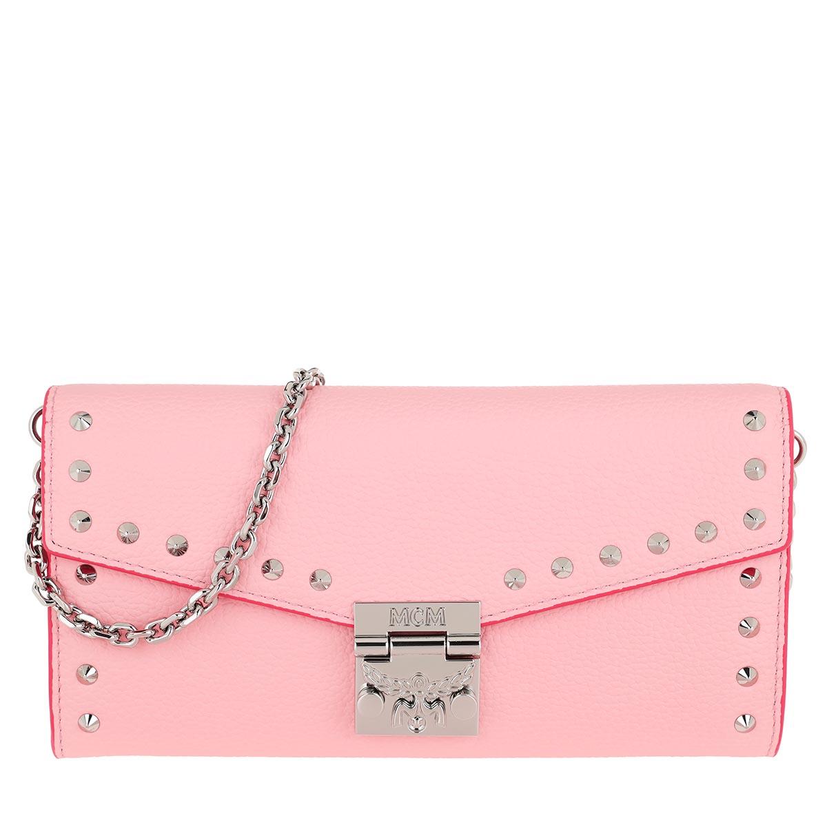 MCM Portemonnaie - Large Wallet W Quartz Pink - in rosa - für Damen