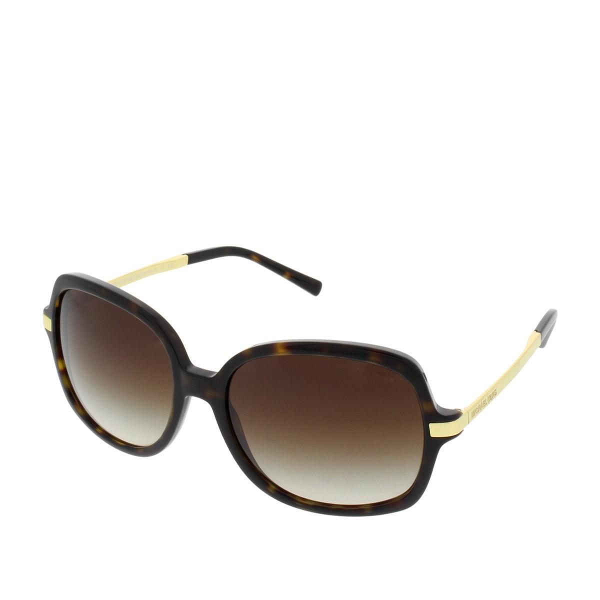 Michael Kors Sonnenbrille - MK 0MK2024 57 310613 - in braun - für Damen