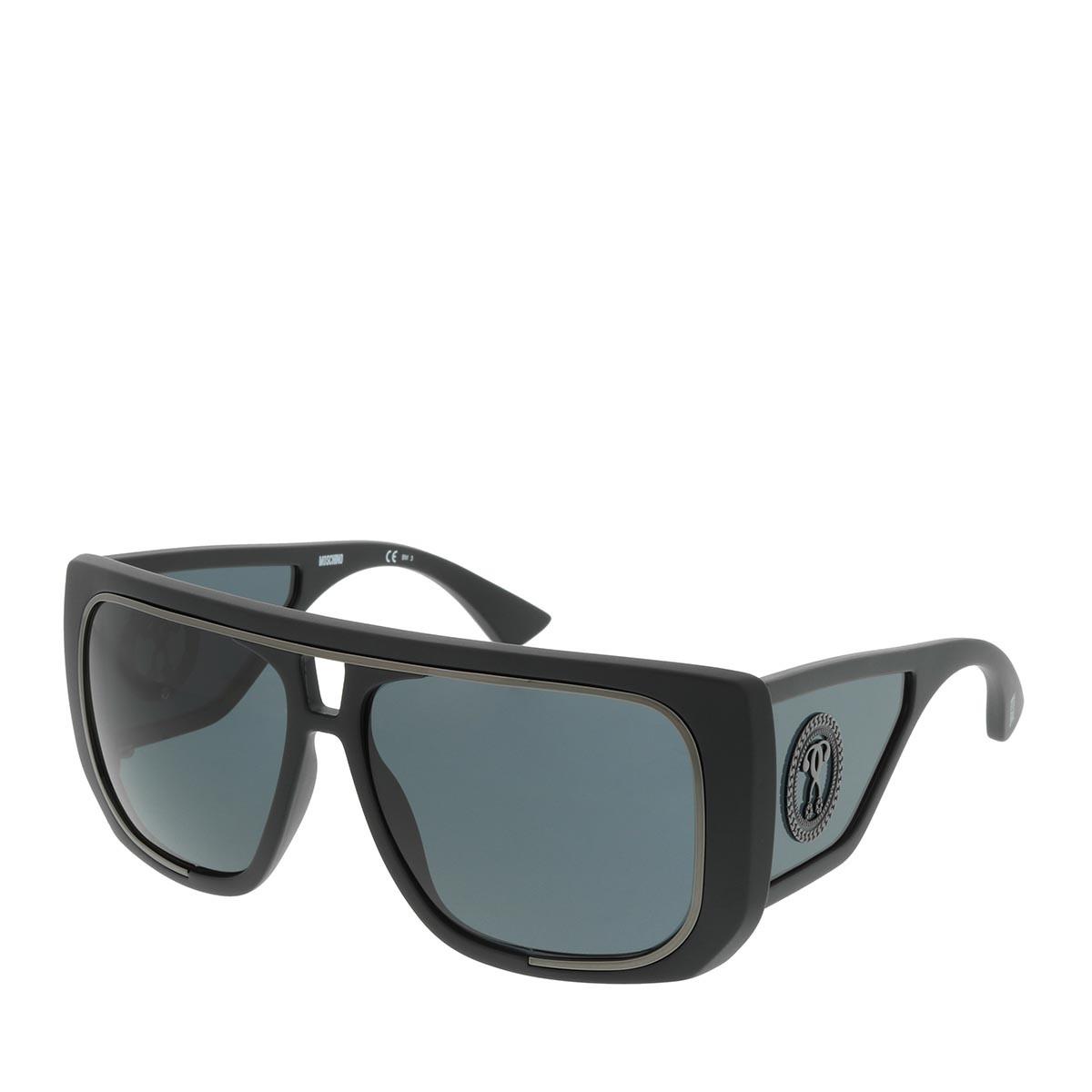 Moschino Sonnenbrille - MOS021/S Matt Black - in schwarz - für Damen