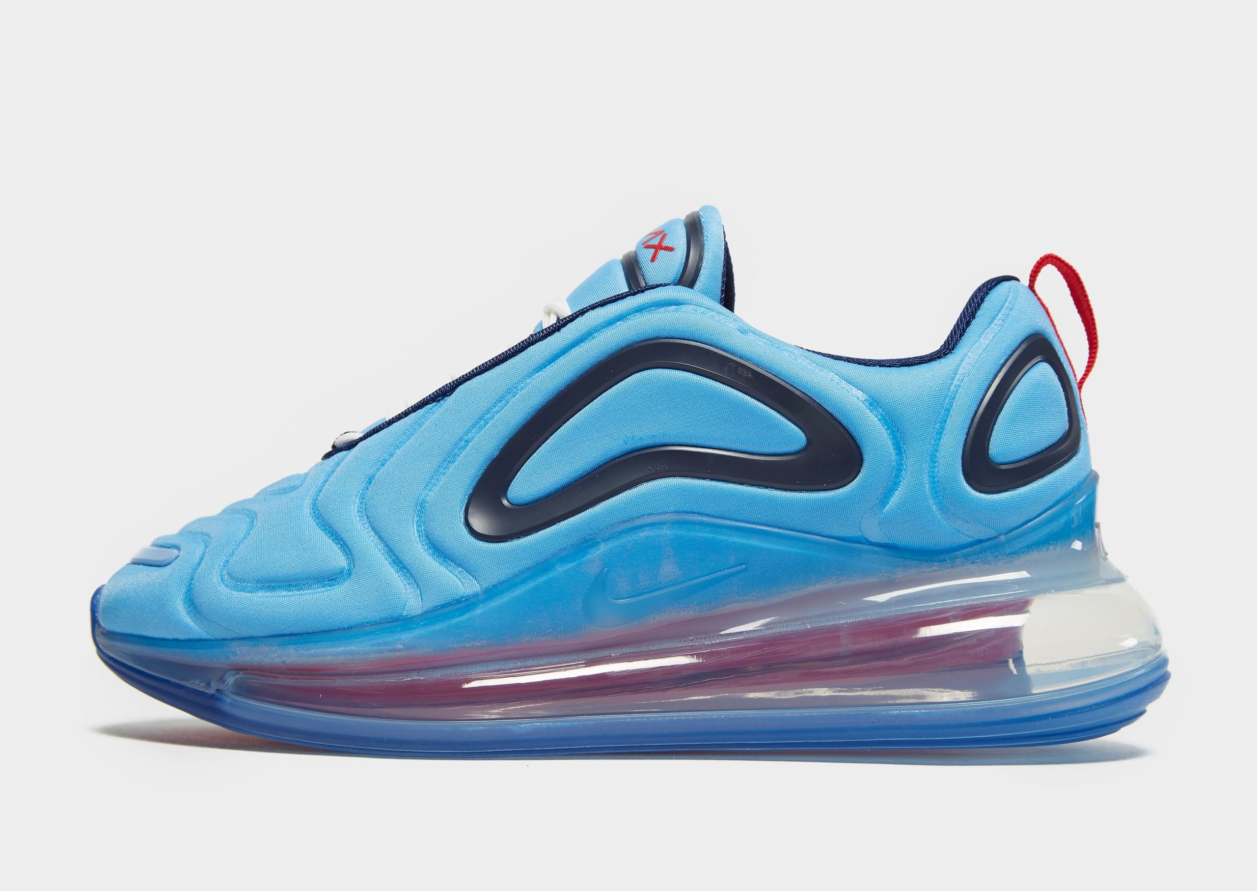 Nike Air Max 720 Damen - Blau - Womens, Blau online kaufen ...