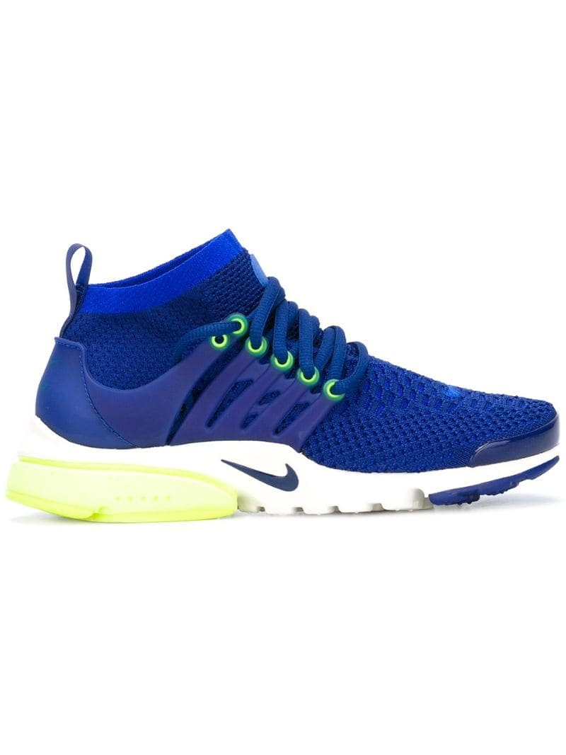 Nike 'Air Presto Flyknit Ultra' sneakers Blue
