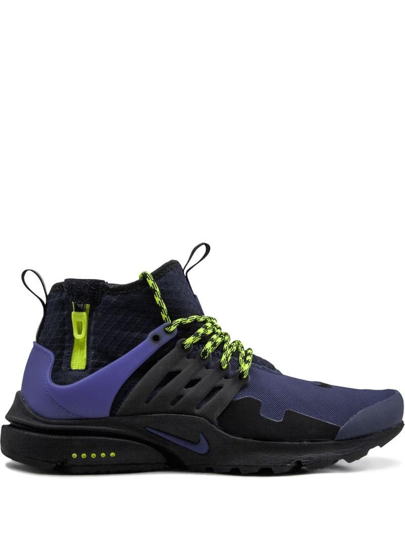 Nike Air Presto Mid Utility sneakers Blue