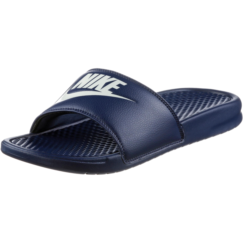 Nike Slides Benassi JDI Badelatschen Herren