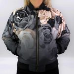 Puma x Careaux Reverse Bomber Black/Rose