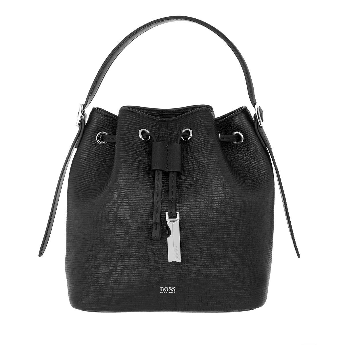 Boss Beuteltasche - Nathalie SM Drawstring Bag Black - in schwarz - für Damen