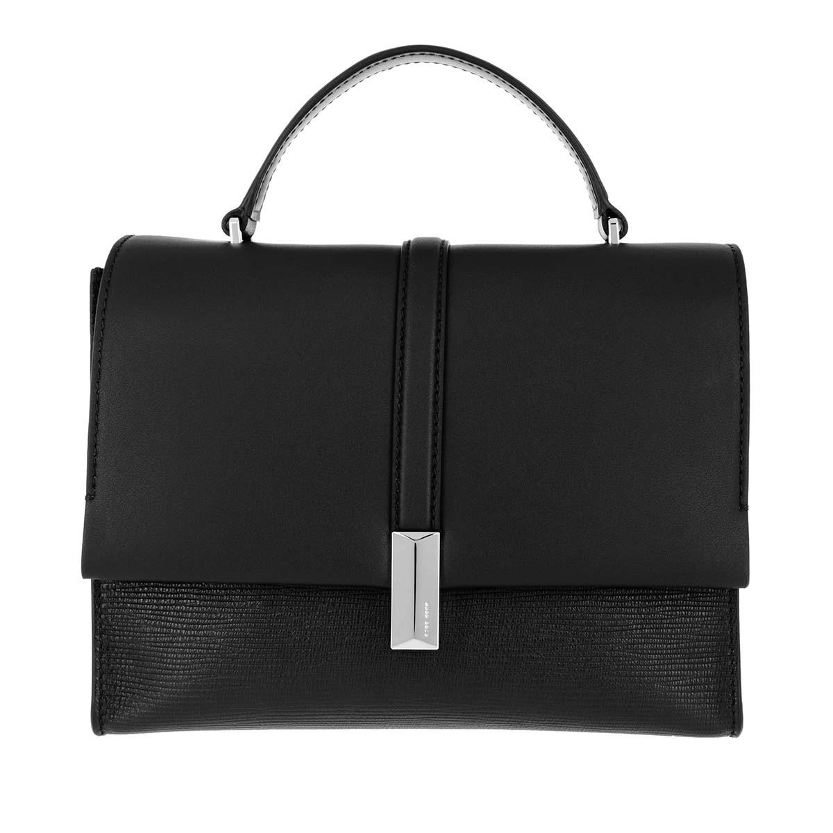Boss Satchel Bag - Nathalie Top Handle Bag Black - in schwarz - für Damen