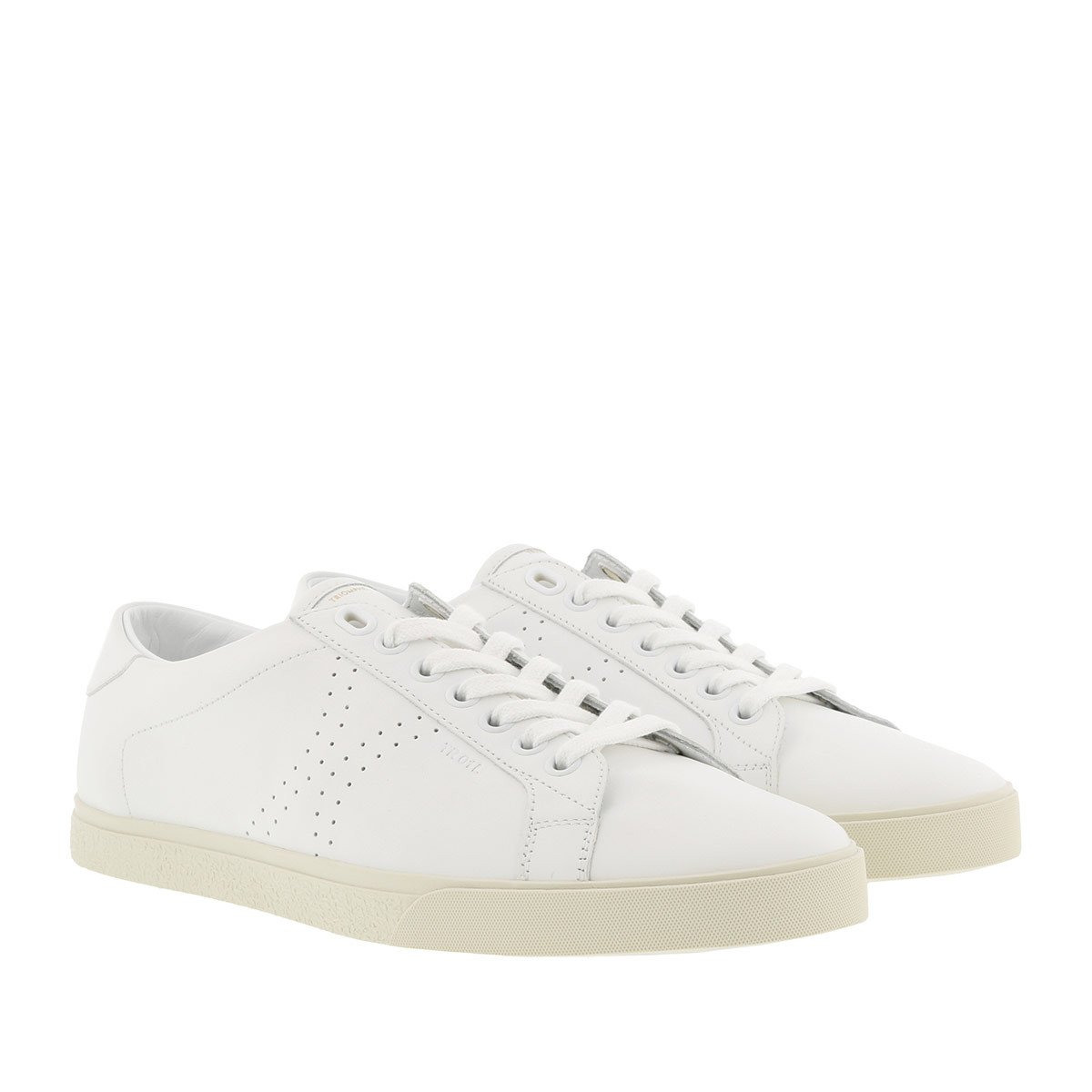 Celine Sneakers - Low Sneaker Leather White - in weiß - für Damen