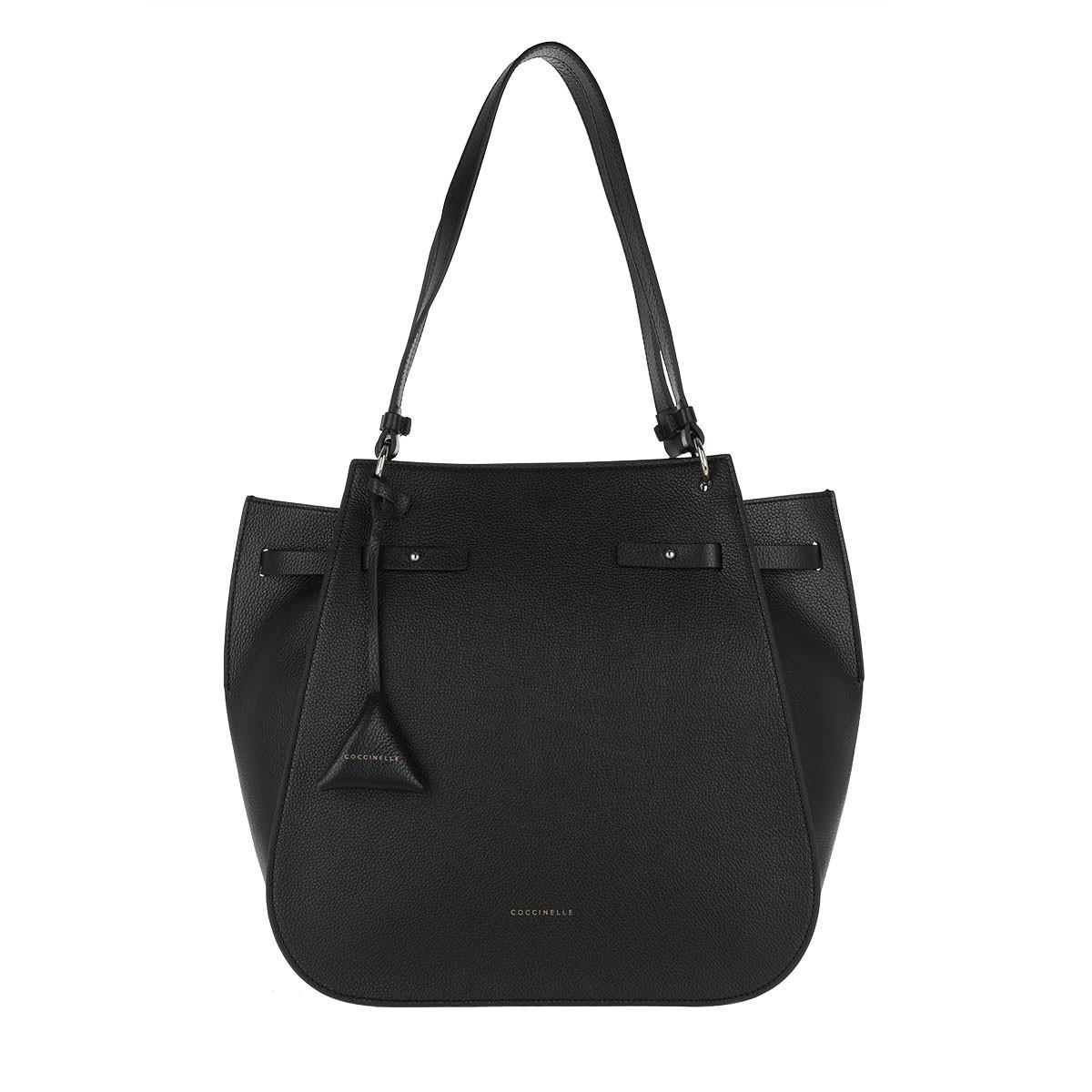 Coccinelle Tote - Didi Shopping Bag Noir - in schwarz - für Damen