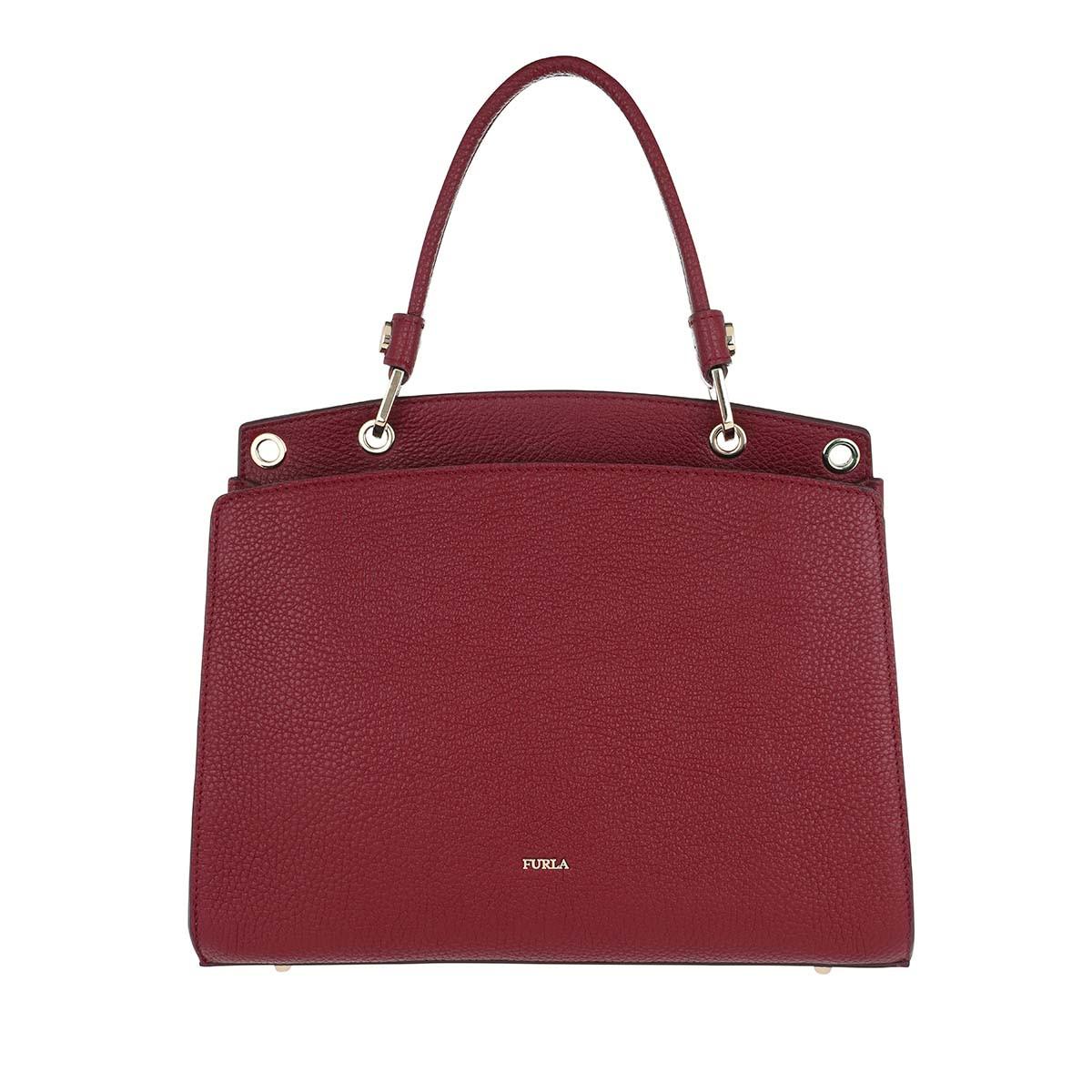 Furla Satchel Bag - Adele M Top Handle Bag Ciliegia - in rot - für Damen