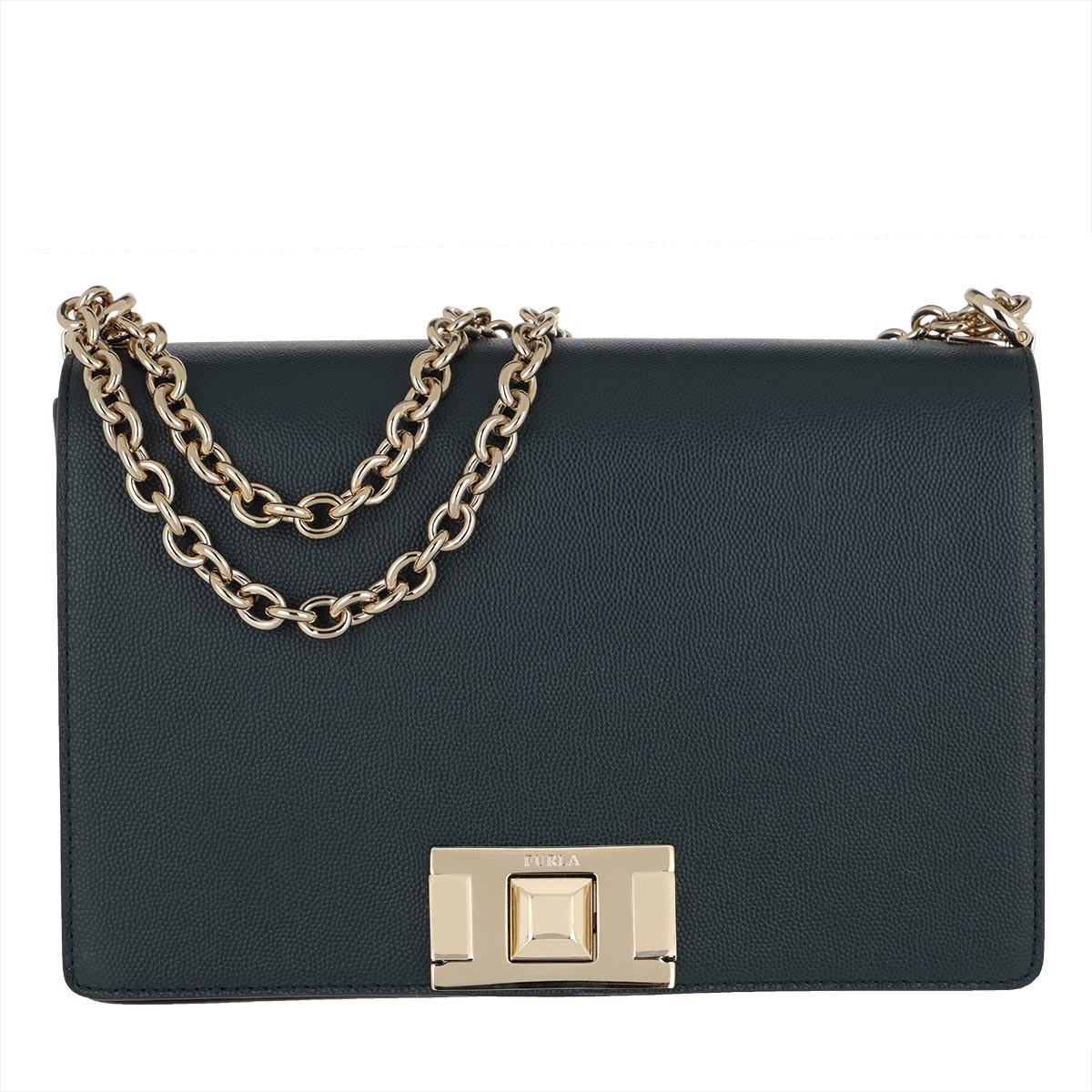 Furla Umhängetasche - Mimi' S Crossbody Bag Ottanio - in grün - für Damen