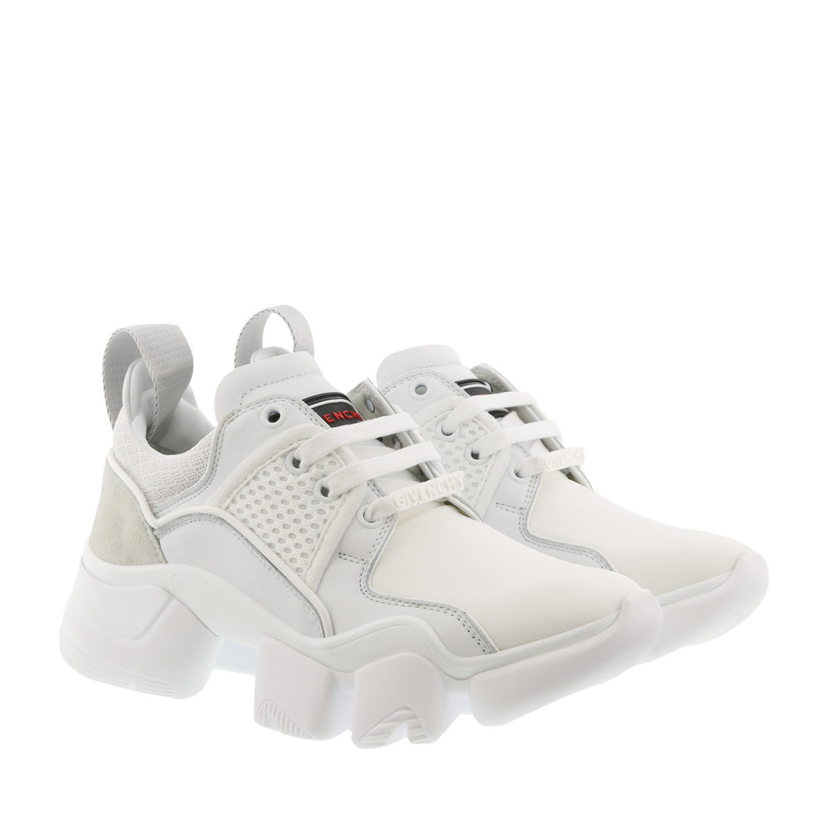 Givenchy Sneakers - Low JAW Sneakers Neoprene Leather White - in weiß - für Damen