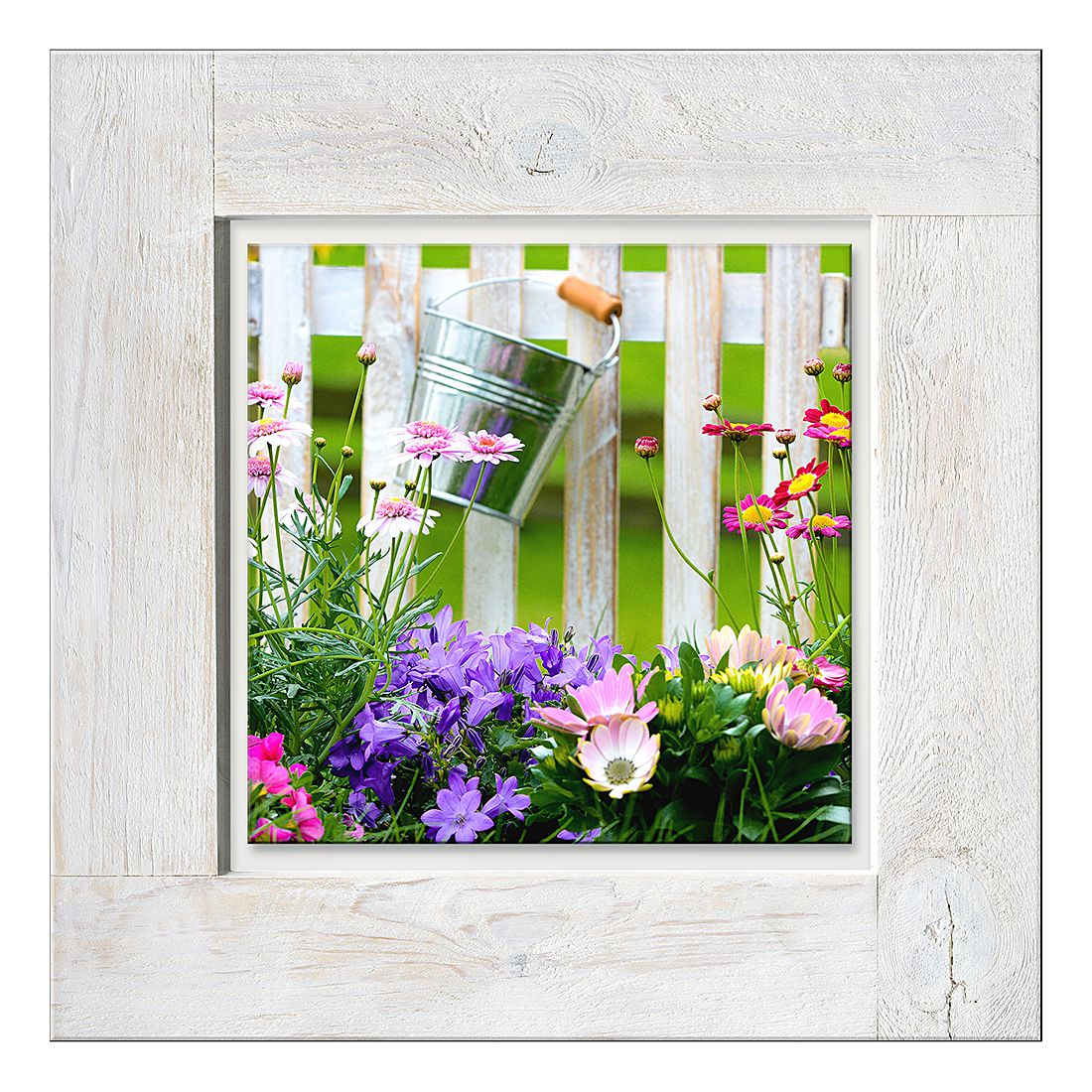 Glasbild Lovely garden II, Pro Art