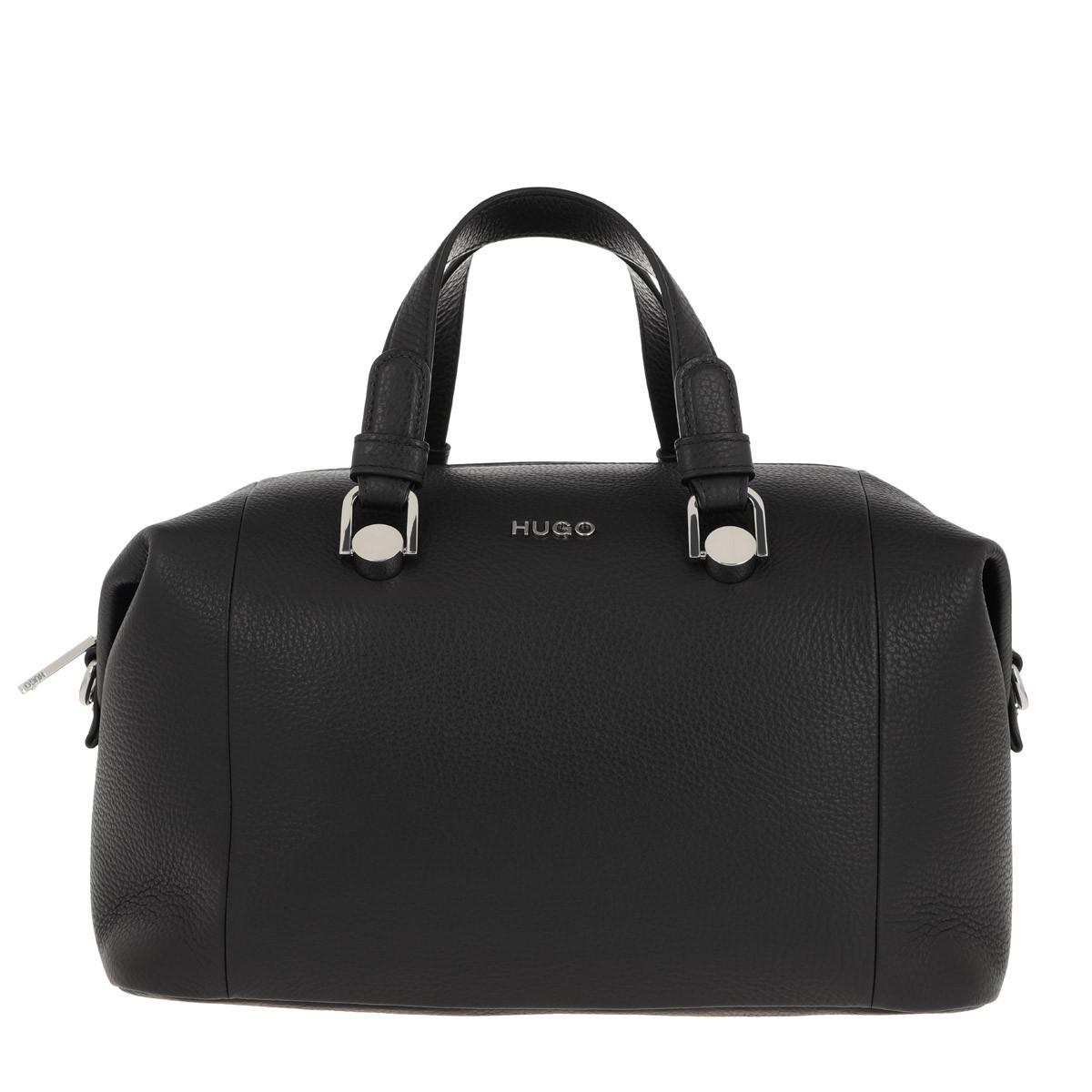 Hugo Bowling Bag - Mayfair Duffle Black - in schwarz - für Damen