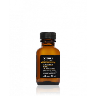 Kiehl's Herrenpflege Grooming Solutions Nourishing Beard Grooming Oil 30 ml