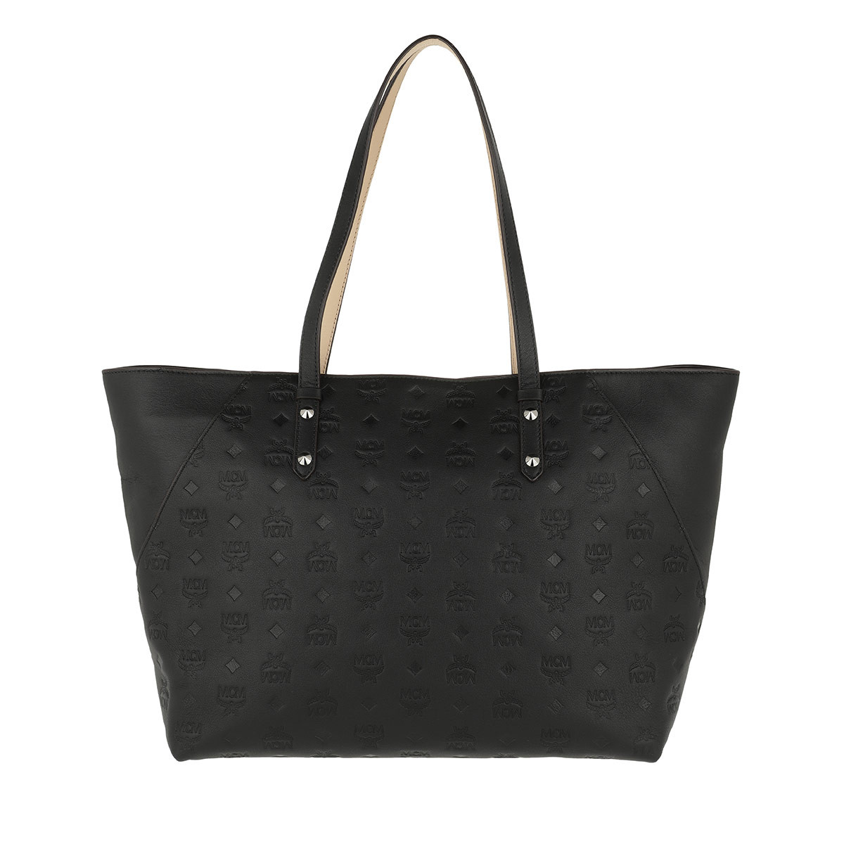 Aigner Tote Roma M Handle Bag Black in schwarz für