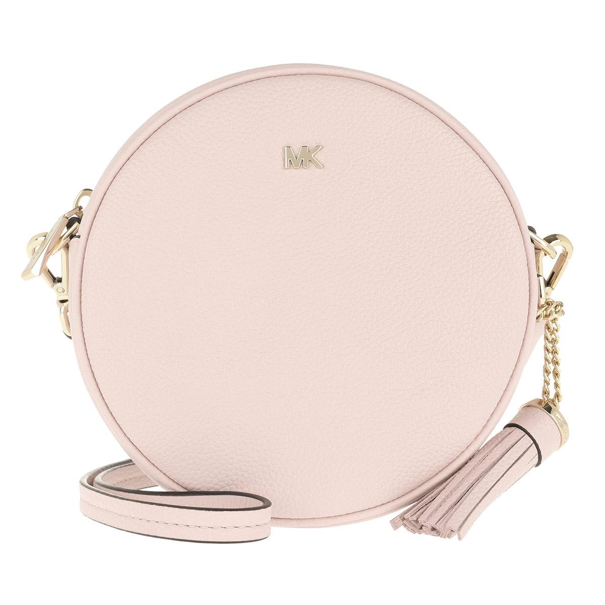 Michael Kors Umhängetasche - Medium Canteen Bag Soft Pink - in rosa - für Damen