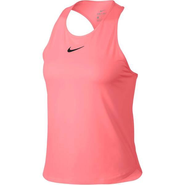 NIKE Damen Tennis Tanktop Dry Slam