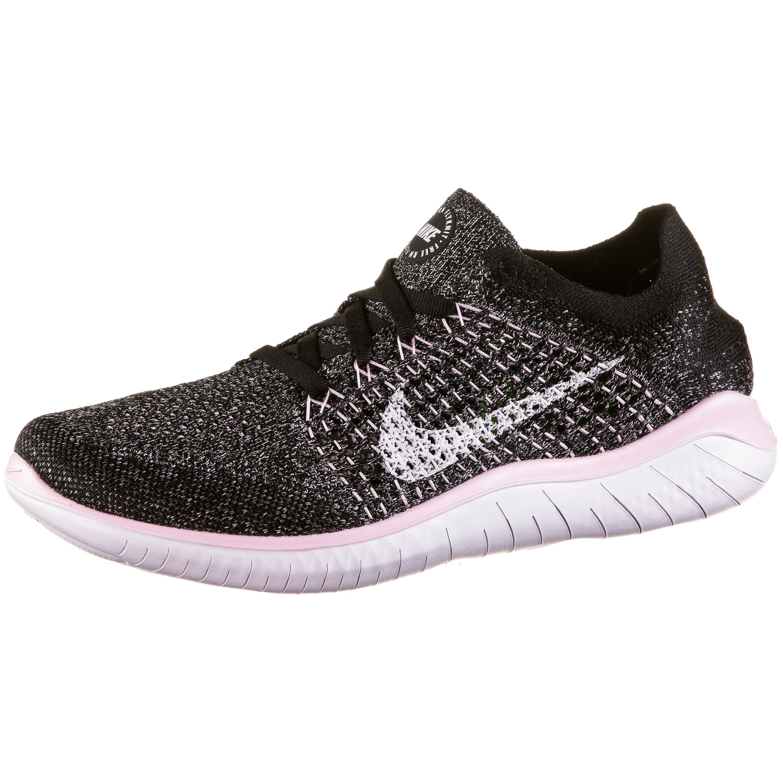 Nike Free Run Flyknit Laufschuhe Damen