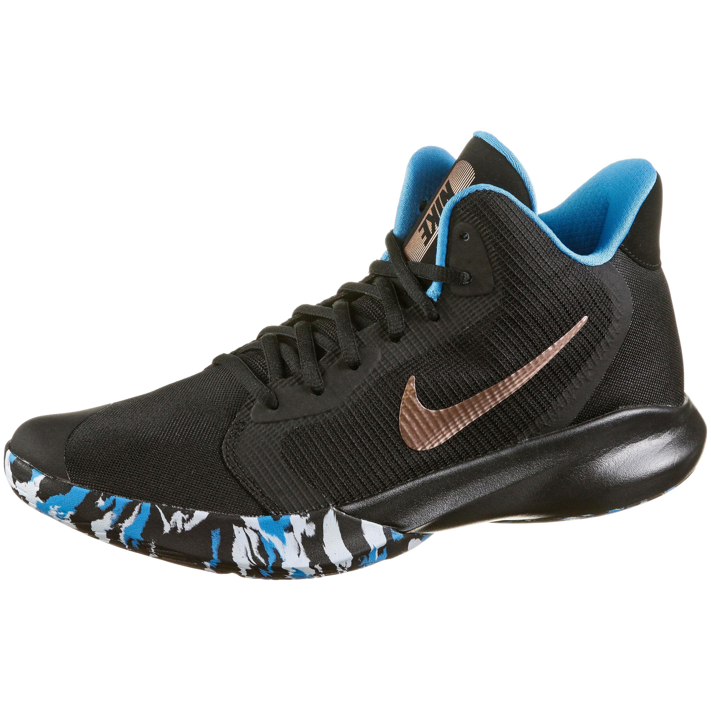 Nike Precision III Basketballschuhe Herren