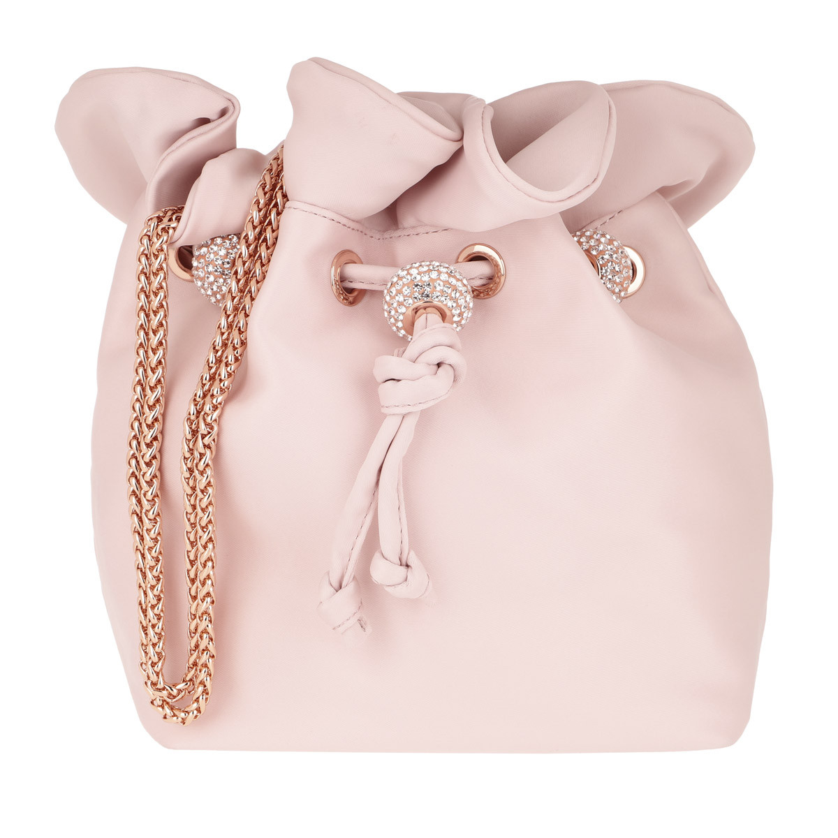 Sophia Webster Beuteltasche - Emmie Shoulder Bag Sunkissed Pink - in rosa - für Damen