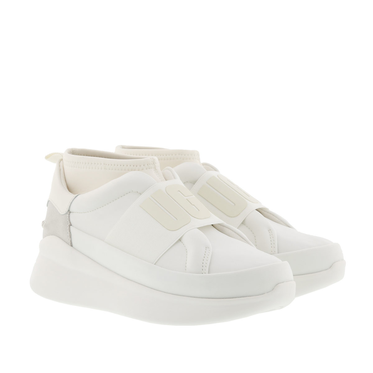 UGG Sneakers - W Neutra Sneaker Coconut Milk - in weiß - für Damen