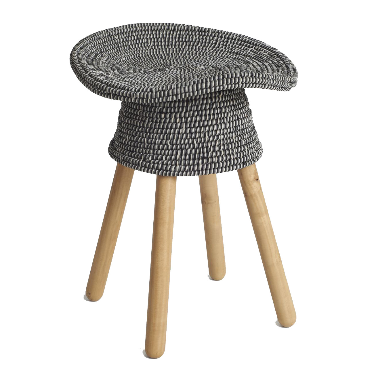 Umbra Coiled Sitzhocker