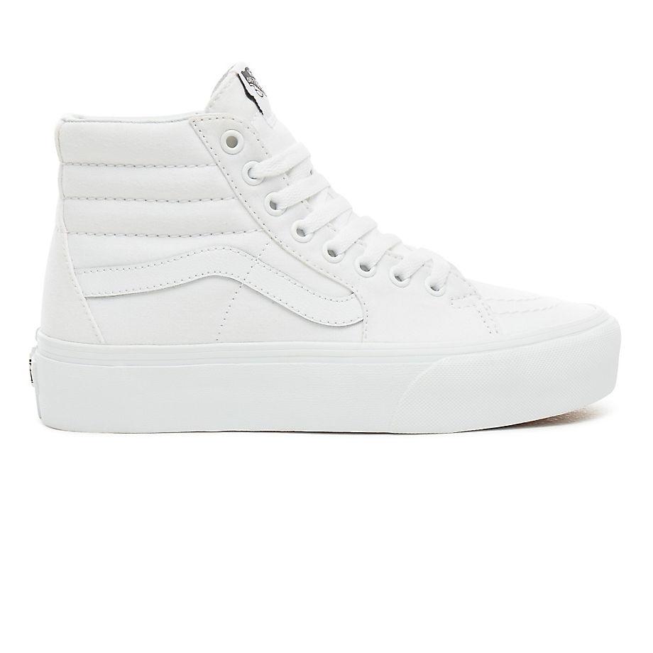 VANS Sk8-hi Platform 2.0 Schuhe (true White) Damen Weiß, Größe 38