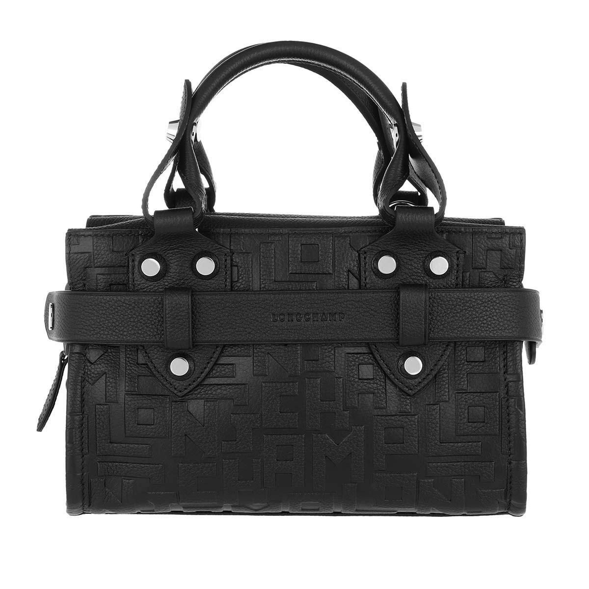 Longchamp Tote - La Voyageuse Longchamp Tote Bag Small Black - in schwarz - für Damen