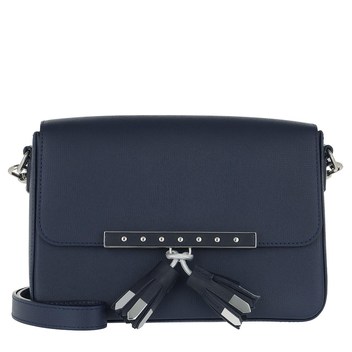 Longchamp Umhängetasche - Game On Crossbody Bag S Navy - in marine - für Damen