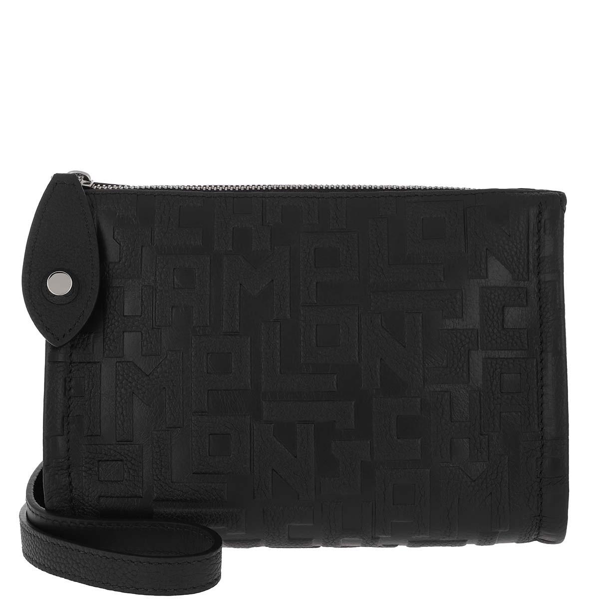 Longchamp Umhängetasche - La Voyageuse LGP Vernie Small Tote Bag Black - in schwarz - für Damen