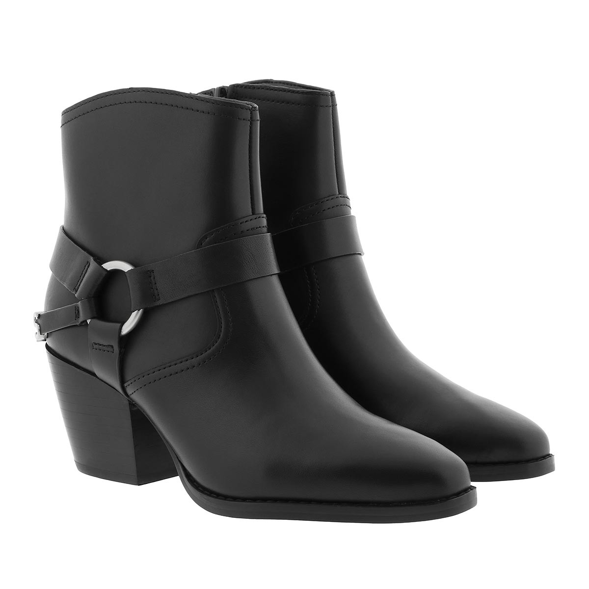 Michael Kors Boots - Goldie Booties Black - in schwarz - für Damen
