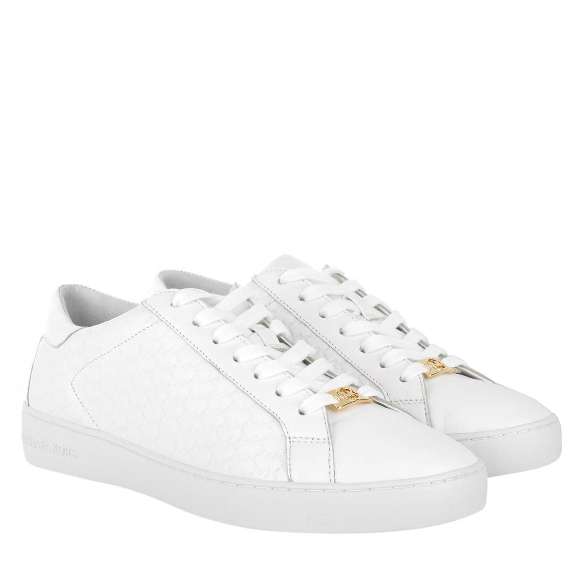 Michael Kors Sneakers - Colby Sneaker Optic White - in weiß - für Damen