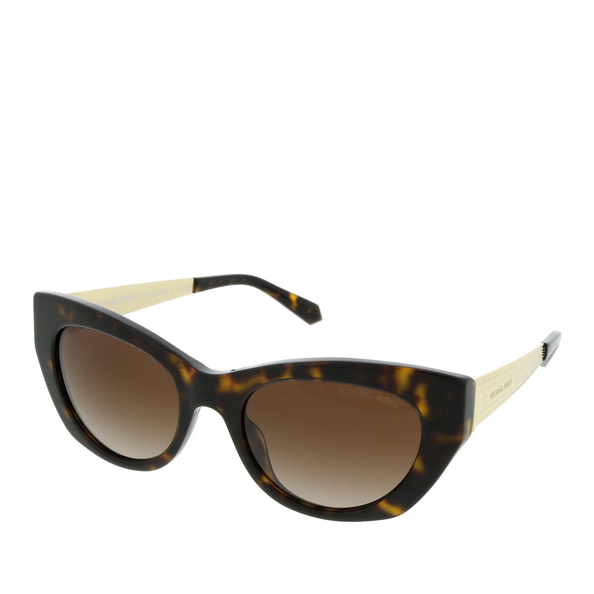Michael Kors Sonnenbrille - MK 0MK2091 51 300613 - in braun - für Damen