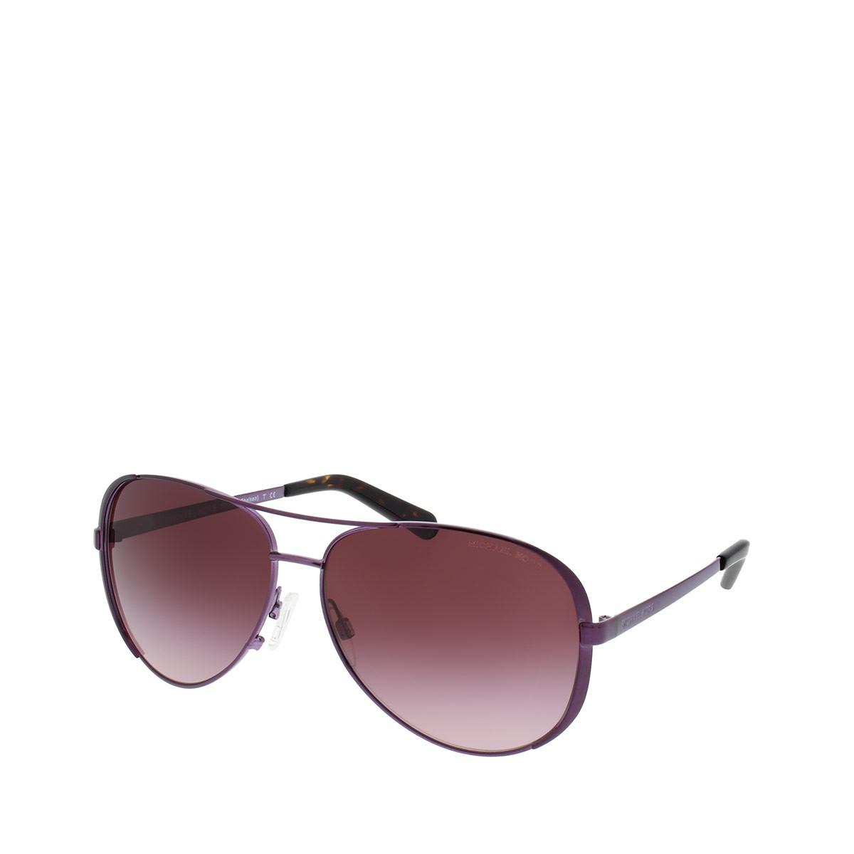 Michael Kors Sonnenbrille - MK 0MK5004 59 11588H - in lila - für Damen