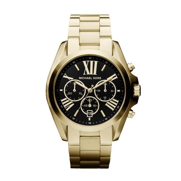 Michael Kors Uhr - MK5739 Watch Bradshaw Gold-Tone - in gold - für Damen