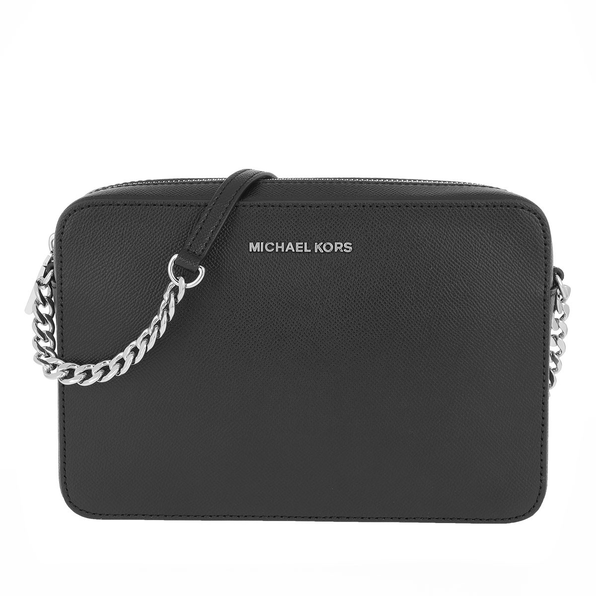 Michael Kors Umhängetasche - Large Ew Crossbody Bag Black - in schwarz - für Damen