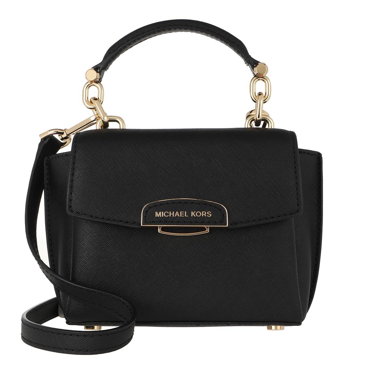 Michael Kors Umhängetasche - Rochelle Crossbody Bag Black - in schwarz - für Damen