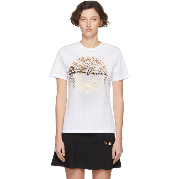 Versace White Gianni Versace T-Shirt