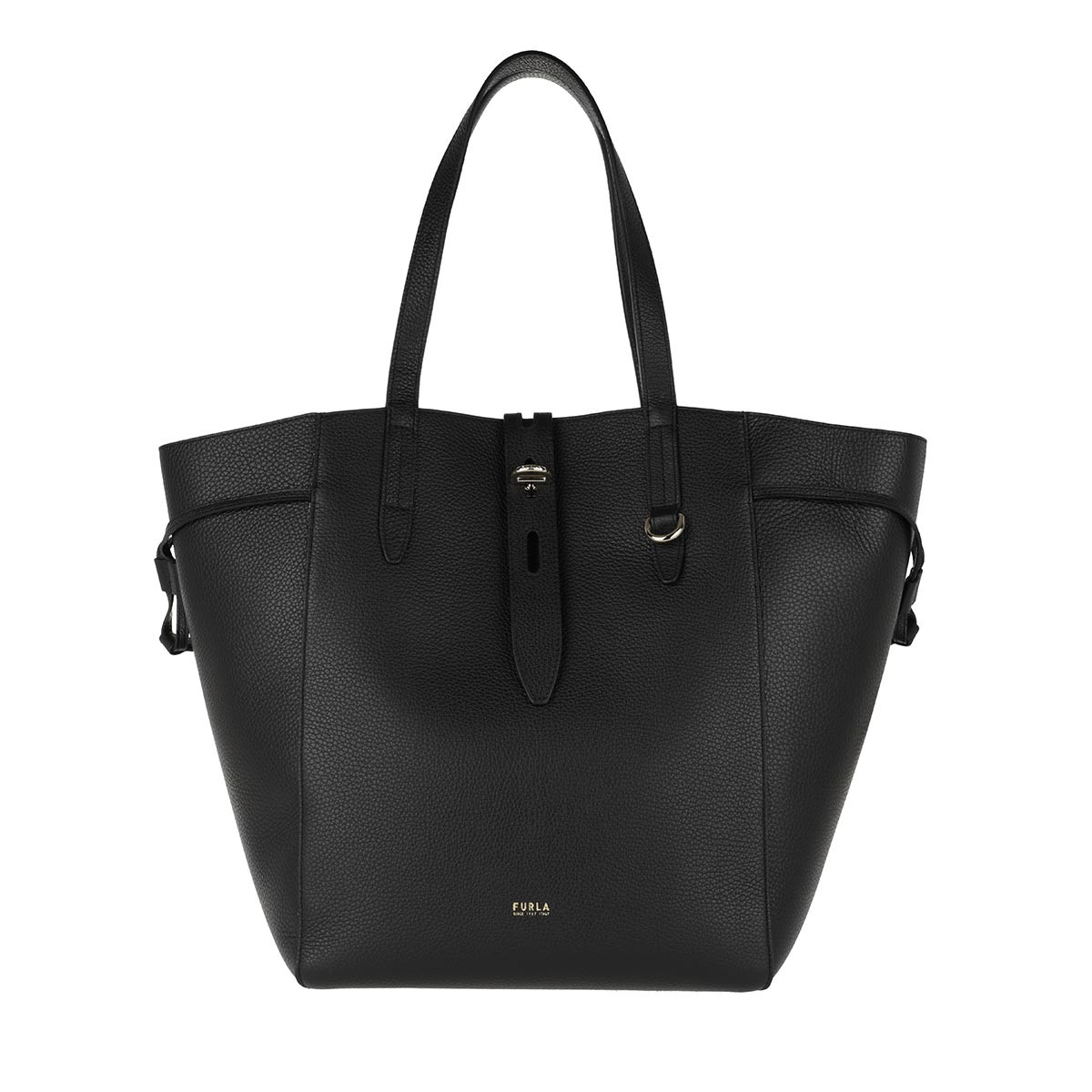 Furla Shopper - Net L Tote Nero - in schwarz - für Damen